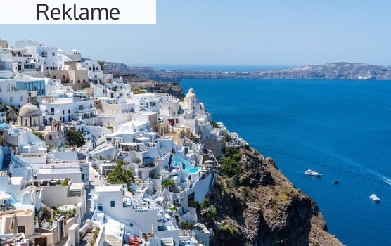 Drømmer du om at rejse til Grækenland?