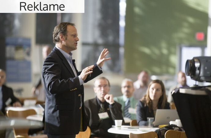 Sådan afholder din virksomhed den perfekte konference