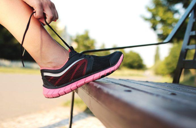 Gør det ondt i fødderne når du løber?
