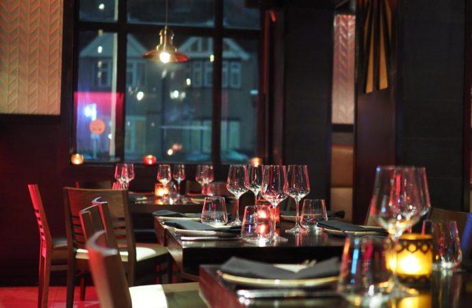 Inspiration til indretningen af din restaurant