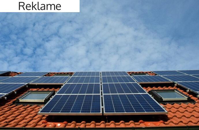 Hjælp miljøet ved at anvende solceller derhjemme