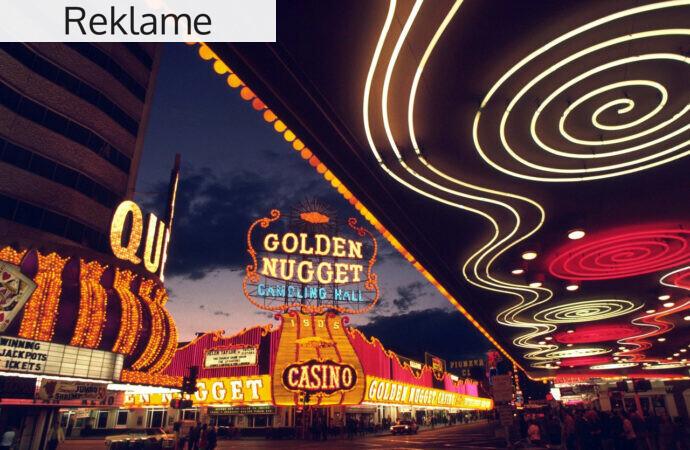 Online casino – Hvad kan du spille?