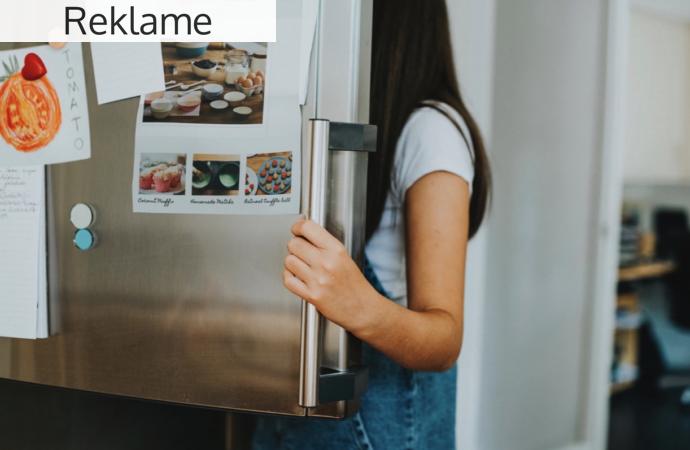 Køkkenopbevaring sikrer dig overblik
