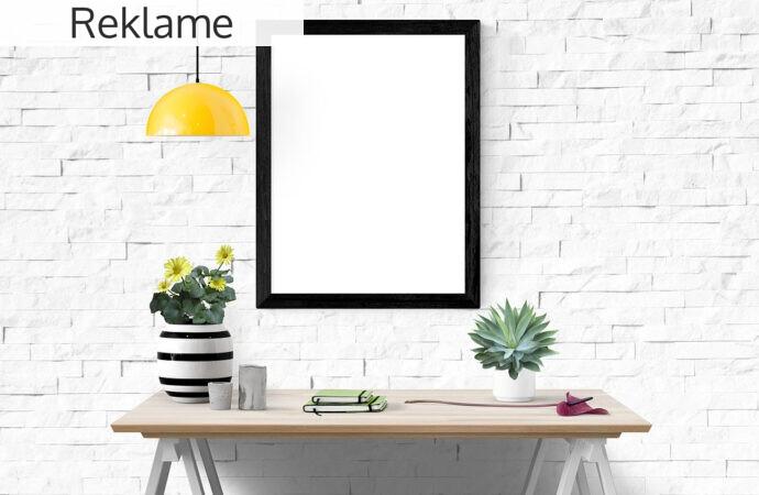 Opfrisk din indretning i hjemmet med plakater