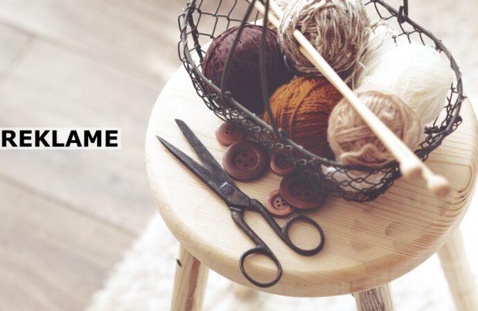 Kom i gang med at strikke