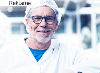 Landmand, slagter eller en tredje karriere der arbejde med kød