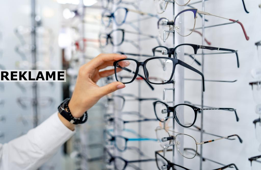 Find kvalitetsbriller i Sønderborg Newbie