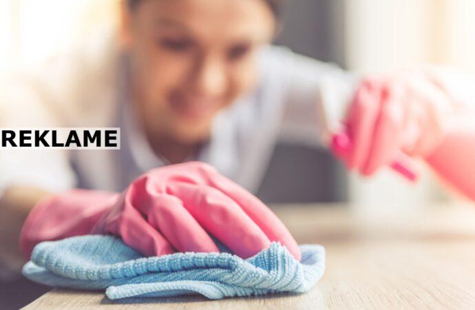 Din virksomhed har brug for et godt rengøringsfirma