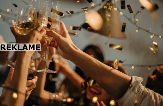 Guide: Sådan holder du den bedste fest