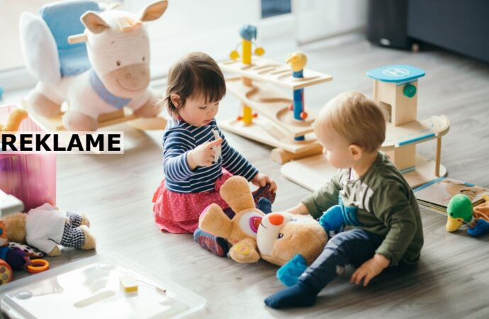Indretning af det lille børneværelse – tænk smart og få plads til det hele