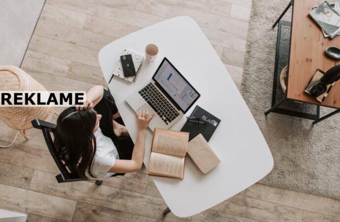 Arbejder du hjemmefra? Sådan sikrer du en høj effektivitet