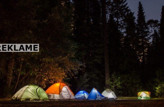 Find dit indre legebarn frem med militærudstyr til campingturen