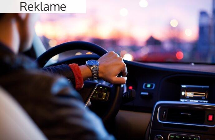 Vælg et sikkert liv med bil