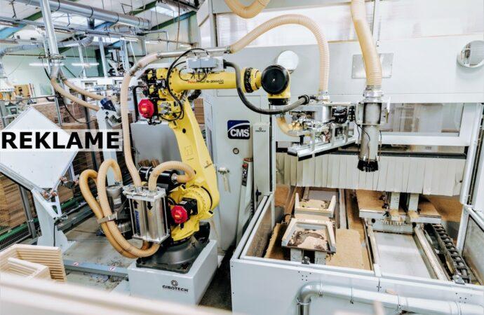 Derfor har stadigt flere virksomheder gavn af såkaldte CNC maskiner