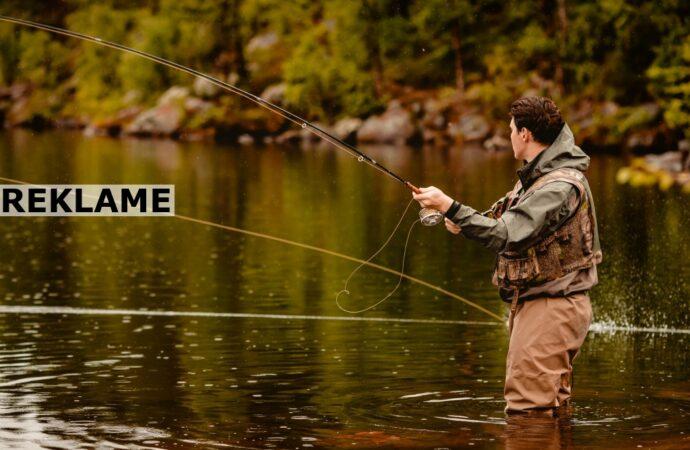 Ønsker du frihed i dit fiskeri, bør du investere i det rette sæt waders