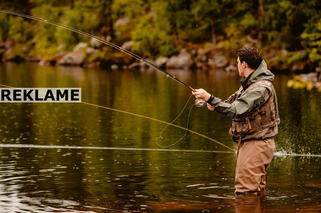 Ønsker du frihed i dit fiskeri, bør du...