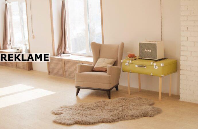 Sådan kan du komme i gang med at indrette din bolig
